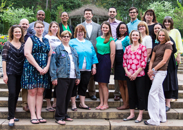 The 2014 CASE Change Academy Class